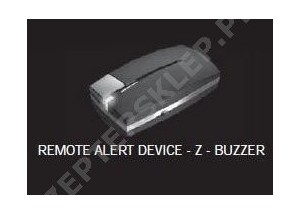 Urządzenie alarmowe Buzzer Zepter Z-Line Masterpiece