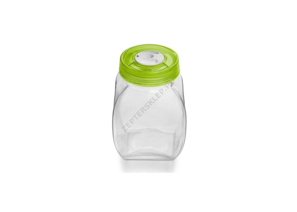 Słoik na żywność 2,5 l VacSy Green Zepter