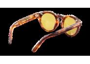 Tesla Hyperlight Eyewear - Duża oprawka, Brązowy Turmalin