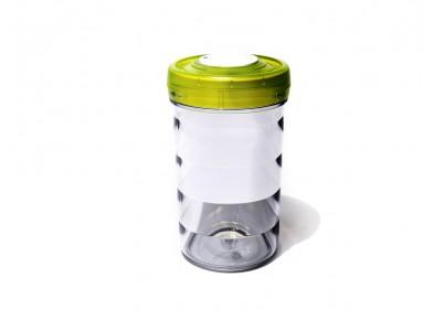 Pojemnik poliwęglanowy VacSy Green Zepter 1,25 l 11 cm