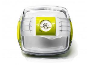 Pojemnik uniwersalny poliwęglanowy Zepter VacSy Green 3,4 l