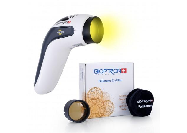Lampa BIOPTRON MedAll Zepter ze statywem (nowy Compact III)