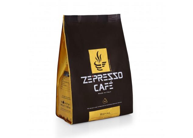 Kawa Ze-presso Cafe Royal Zepter