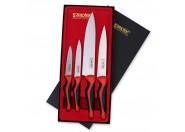 Zestaw 4 noży laserowo ostrzonych Zepter