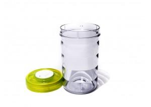 Pojemnik poliwęglanowy VacSy Green Zepter 0,75 l 11 cm