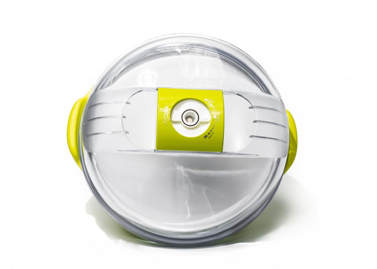 Pojemnik uniwersalny poliwęglanowy Zepter VacSy Green 1,6 l