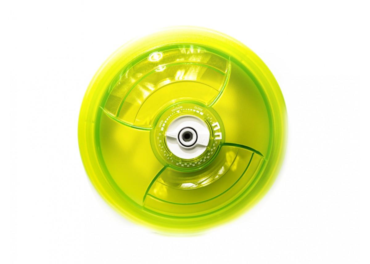 Pokrywa Lexi 20 cm VacSy Green Zepter