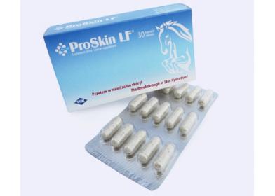 PROSKIN LF suplement diety z MLEKIEM KLACZY 30